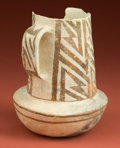 American Indian Art:Pottery, Anasazi Black on White Pitcher...