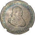 Colombia, Colombia: Ferdinand VII silver Proclamation Medal 1808,...
