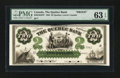 Canadian Currency: , Quebec, LC- The Quebec Bank $2 Jan. 2, 1863 Ch. # 620-34-04FP FaceProof . ...