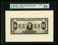 Canadian Currency: , Toronto, ON- Imperial Bank of Canada $20 Nov. 1, 1933 Ch.#375-20-06FPa Face Proof. ...