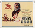 "Movie Posters:Adventure, Robin and Marian and Other Lot (Columbia, 1976). Half Sheets (2)(22"" X 28""). Adventure.. ... (Total: 2 Items)"