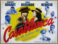 "Movie Posters:Academy Award Winners, Casablanca (Warner Brothers, R-2007). British Quad (30"" X 40"").Academy Award Winners.. ..."