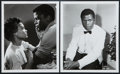 """Movie Posters:Drama, Sidney Poitier in """"A Raisin in the Sun"""" (Columbia, 1961). Photos (2) (8"""" X 10""""). Drama.. ... (Total: 2 Items)"""