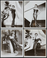 "Rita Hayworth in ""Pal Joey"" (Columbia, 1957). Photos (4) (8"" X 10""). Musical. ... (Total: 4 Items)"