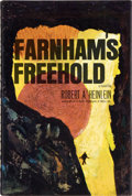 Books:First Editions, Robert A. Heinlein. Farnham's Freehold. New York: G. P.Putnam's Sons, [1964]. First edition. Octavo. 315 pages....