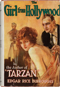 Books:Science Fiction & Fantasy, Edgar Rice Burroughs. The Girl from Hollywood. New York: TheMacaulay Company, [1923]. First edition, second printin...