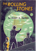 Books:Science Fiction & Fantasy, Robert A. Heinlein. The Rolling Stones. New York: CharlesScribner's Sons, [1952]. First edition. Signed by He...