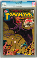 Silver Age (1956-1969):Adventure, Tomahawk #109 Savannah pedigree (DC, 1967) CGC NM+ 9.6 Off-white pages....