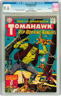 Silver Age (1956-1969):Adventure, Tomahawk #103 Savannah pedigree (DC, 1966) CGC NM+ 9.6 White pages....