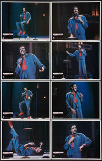 """Richard Pryor...Here and Now (Columbia, 1983). Lobby Card Set of 8 (11"""" X 14""""). Comedy. ... (Total: 8 Items)"""