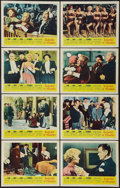 """Movie Posters:Comedy, Pocketful of Miracles (United Artists, 1962). Lobby Card Set of 8 (11"""" X 14""""). Comedy.. ... (Total: 8 Items)"""