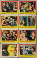 """Movie Posters:Drama, Separate Tables (United Artists, 1958). Lobby Card Set of 8 (11"""" X 14""""). Drama.. ... (Total: 8 Items)"""