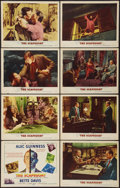 "Movie Posters:Mystery, The Scapegoat (MGM, 1959). Lobby Card Set of 8 (11"" X 14""). Mystery.. ... (Total: 8 Items)"