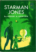 Books:Science Fiction & Fantasy, Robert A. Heinlein. Starman Jones. New York: CharlesScribner's Sons, [1953]. First edition with Scribner's seal...