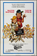 """Movie Posters:Sports, The Bad News Bears (Paramount, 1976). One Sheet (27"""" X 41""""). Sports.. ..."""