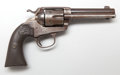 Military & Patriotic, *Colt Bisley Single Action Revolver together with Associated Holster and Gunbelt....