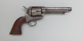 Military & Patriotic, Colt Frontier Six Shooter Single Action Revolver....