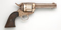 Military & Patriotic, Spanish Brevette Colt Single Action Army Revolver....