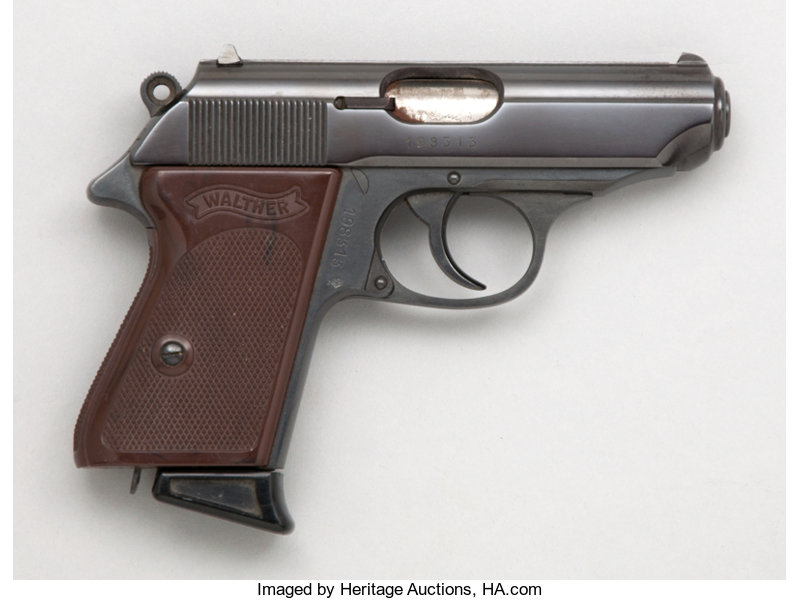Walther PPK Semi-Automatic Pistol     Military & Patriotic