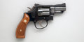 "Military & Patriotic, Rare ""Dummy"" Smith & Wesson Double Action Revolver Salesman Sample...."