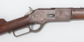 Military & Patriotic, Winchester Model 1876 Lever Action Rifle....