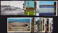 Baseball Collectibles:Others, Baseball Stadiums Vintage Postcards Lot of 44....