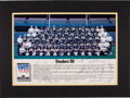 Football Collectibles:Photos, 1990 Pittsburgh Steelers Team Signed Photograph....
