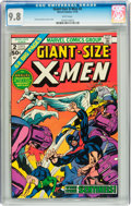 Bronze Age (1970-1979):Superhero, Giant-Size X-Men #2 (Marvel, 1975) CGC NM/MT 9.8 White pages....