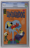Bronze Age (1970-1979):Cartoon Character, Underdog #3, 20, and 22 CGC File Copy Group (Gold Key, 1975-78)....(Total: 3)