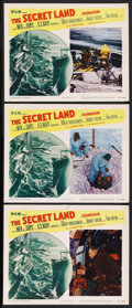 """Movie Posters:Documentary, The Secret Land (MGM, 1948). Lobby Cards (3) (11"""" X 14""""). Documentary. ... (Total: 3 Items)"""