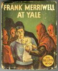 Books:Vintage, Big Little Book #1121 Frank Merriwell at Yale (Whitman, 1935) Condition: VG....