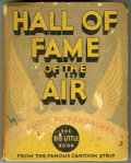 Platinum Age (1897-1937):Miscellaneous, Big Little Book #1159 Hall of Fame of the Air (Whitman, 1936) Condition: VG-....