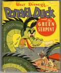 Golden Age (1938-1955):Cartoon Character, Big Little Book #1432 Donald Duck (Whitman, 1947) Condition: FN....