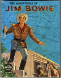 Books:Vintage, Big Little Book #1648 The Adventures of Jim Bowie (Whitman, 1958)Condition: NM+....