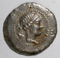Ancients:Greek, Ancients: Macedonia under the Romans. First Meris. Ca. 167-148 B.C.AR tetradrachm (33 mm, 16.82 g). Amphipolis. Diademed and drapedb...