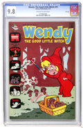 Bronze Age (1970-1979):Cartoon Character, Wendy, the Good Little Witch #79 File Copy (Harvey, 1973) CGC NM/MT9.8 Off-white to white pages....