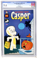 Bronze Age (1970-1979):Cartoon Character, Friendly Ghost Casper #149 File Copy (Harvey, 1971) CGC NM+ 9.6 White pages....