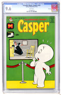Bronze Age (1970-1979):Cartoon Character, Friendly Ghost Casper #147 File Copy (Harvey, 1970) CGC NM+ 9.6White pages....