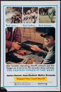 Memorabilia:Poster, Support Your Local Sheriff Movie Poster (United Artists,1969)....