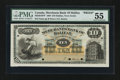Canadian Currency: , Halifax, NS- The Merchants' Bank of Halifax $10 July 1, 1880 Ch. #465-20-10FP Face Proof. ...