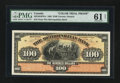 Canadian Currency: , Toronto, ON- The Metropolitan Bank $100 Nov. 5, 1902 Ch. #485-10-24FPct Color Trial Proof. ...