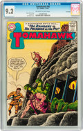 Silver Age (1956-1969):Adventure, Tomahawk #90 Savannah pedigree (DC, 1964) CGC NM- 9.2 Off-white to white pages....