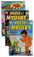 Silver Age (1956-1969):Horror, House of Mystery Group (DC, 1960-66) Condition: Average QualifiedVG/FN.... (Total: 11 Comic Books)
