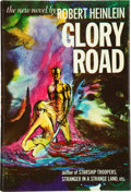 Books:Science Fiction & Fantasy, Robert A. Heinlein. Glory Road. G. P. Putnam's Sons, [1963]. First edition. Octavo. 288 pages. Jacket illustrate...