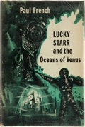 Books:First Editions, Paul French [Isaac Asimov]. Lucky Starr and the Oceans ofVenus. Garden City: Doubleday, 1954. First edition, first ...