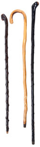 Movie/TV Memorabilia:Memorabilia, Three Walking Sticks, 1950s-1970s.... (Total: 4 )
