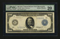 Large Size:Federal Reserve Notes, Fr. 1058 $50 1914 Federal Reserve Note PMG Very Fine 20.. ...