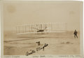 Autographs, Orville Wright Photograph Signed...
