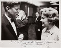 Autographs:U.S. Presidents, John F. Kennedy Photograph Signed... (Total: 4 Items)