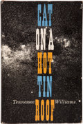 Books:First Editions, Tennessee Williams. Cat on a Hot Tin Roof. [New York]: NewDirections, [1955]. First edition, first printing. Octavo...